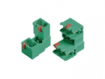 CPM Conector Macho Doble Piso Escalonado
